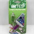 Tzumi Cord Bytes Cable Protectors iByte Green One Eyed Monster Purple Beast