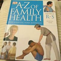 , A-Z OF FAMILY HEALTH VOLUME22, Very Good, Hardcover