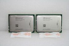 Lot of 2 AMD Opteron 6172 12-Core OS6172WKTC​EGO 2.10GHz 12M Processor CPU G34