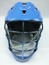 Cascade Pro 7 Lacrosse Helmet  Blue Great Shape!