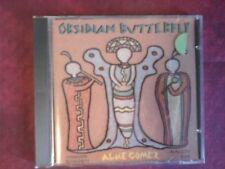 ALICE GOMEZ- OBSIDIAN BUTTERFLY (AZTEC MUSIC,1999). CD.