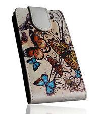 Design 12 Flip Tasche Cover Case Handy Hülle Etui  für LG P700 Optimus L7