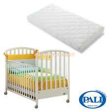 chaise longue Ciak Pali blanc + matelas bébé Evolution +