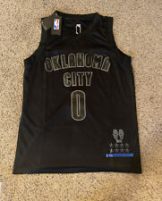 Russel Westbrook Mvp Jersey Black Stitched (fake)