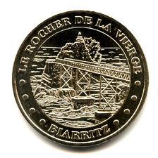 64 BIARRITZ Rocher de la Vierge, 2017, Monnaie de Paris