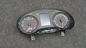Audi RS3 8V Facelift Instrument Cluster Mfa Acc Fis Cluster 8V0920871 L