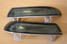 FORD,SEAT,SKODA,VOLKSWAGEN 1 PAIR OF WING/DOOR MIRROR INDICATORS SMOKED