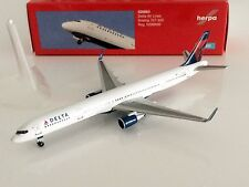 Herpa Wings 1:500 Delta Air Lines Boeing 757-300 W mit Ständer AVIATIONMODELSHOP