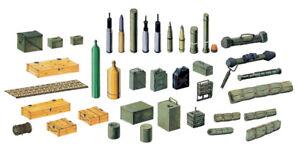 Italeri 6423 - 1/35 Modern Battlefield Accessories - New