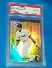 Leaf Rookie Alex Rodriguez Baseball Cards For Sale Ebay