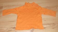 Pullover Orange - Gr. 74