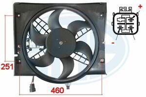 Ventola Raffreddamento Motore per Bmw 3 Touring (E46) 320 d M47 D20 (204D4)