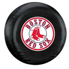 Boston Red Sox Large Tire Cover [NEW] NFL Truck Lg Spare Vinyl Hitch