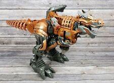"Transformers Age of Extinction Stomp and Chomp 20"" Grimlock Dinosaur Figure"