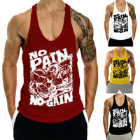 7Colors Breathable Men's Gym Tank Tops Sports Fitness Running Yoga Vest