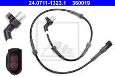 Sensor, Raddrehzahl für Bremsanlage Vorderachse ATE 24.0711-1323.1