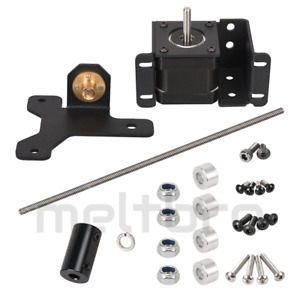 Ender 3 BIQU B1 Geeetech A10 A20 Dual Z Achse upgrade kit inkl. Motor T8 Spindel