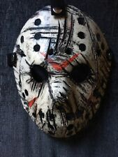 Jason Voorhees Friday 13th Halloween masque de hockey Custom Cosplay MCM TAULARD costume
