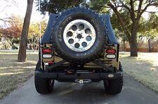 DUAL SHEAR Tire Carrier Hinge Kit Assembly Heavy Duty Bumper Carrier 4x4