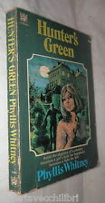 HUNTER S GREEN Phyllis Whitney Coronet Books 1971 Romanzo Racconto Narrativa di