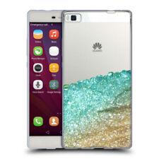 Cover e custodie Per Huawei P9 per cellulari e palmari motivo , stampa oro