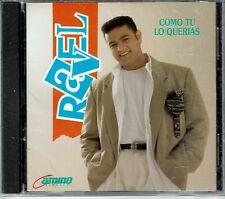 Ravel Como Tu lo Querias  BRAND  NEW SEALED  CD