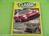 magazine de voitures de sport et classique juillet 1982 #C1