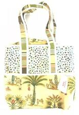 HooHobbers Baby Diaper Bag USA Made Safari Cheetah Print New w/ Tags Parent Gift