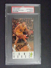 Toni Kukoc Signed 1993 Classic PSA/DNA Authentic Autograph Chicago Bulls