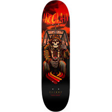 "Powell Peralta Deck Flight McClain Pilot 8.25"" Skateboard Shape 243 FREE GRIP"
