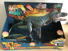 Walking with Dinosaurs-Gorgon-dinosauri pieno movibile OVP Dino Movie 3d