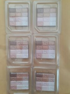 physicians shimmer strips formula face and eyes palette natural nude 6pack