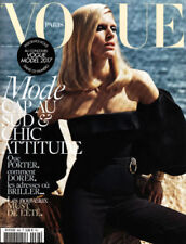 June Vogue Monthly Magazines