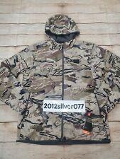 Under Armour Men's Brow Tine Jacket 1355316-999 Barren Camouflage Size XL NEW