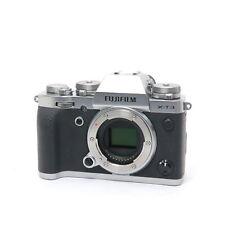 Fujifilm Fuji X-T3 26.1MP Mirrorless Digital Camera Body (Silver) #149