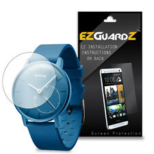 2X EZguardz LCD Screen Protector Cover HD 2X For Withings Activite Pop (Clear)