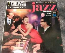 The Dave Brubeck Quartet - Jazz Red Hot and Cool (CL 699)