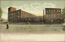 Wakefield MA Harvard Knitting Mill c1905 Postcard