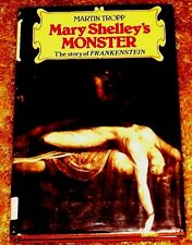 MARY SHELLEY'S MONSTER STORY OF FRANKENSTEIN BY M. TROPP HB/DJ VERY NICE COPY