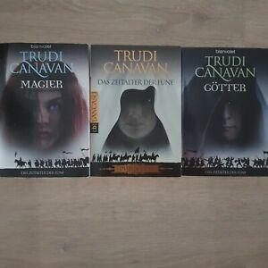 Trudi Canavan / 3 Bücher ***sehr gut***