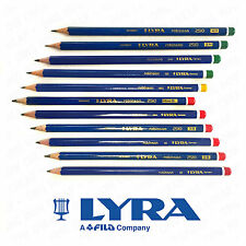 Lápices De Dibujo De Grafito Lyra Robinson Arte Dibujo Lápices Conjunto de grado [11]