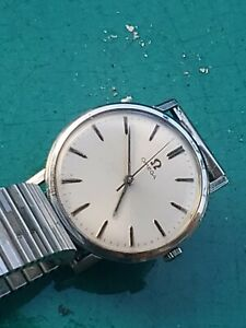 OMEGA GENEVE CAL. 601 DATING TO 1970 FOR REPAIR