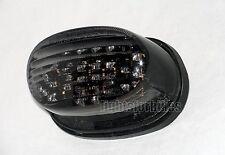 LED LUZ TRASERA XF 650 Freewind AC NEGRO SUZUKI Ahumado Luz Trasera