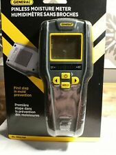 General Tools-MMD7NP Pinless Moisture Meter w/ 9v Battery