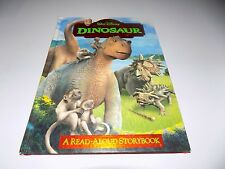 Disney's Read-Aloud Storybooks: Dinosaur by Mouse Works Staff (2000, Hardcover)