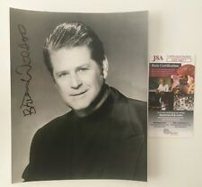 Brian Wilson Signed Autographed 8x10 Photo JSA Certified Beach Boys