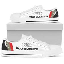 Audi Quattro shoes - Men & Women's Low Top Shoes | Athletic Shoes - Best gift