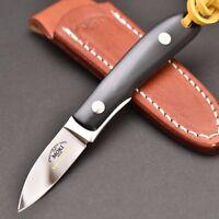 [Full Tang Camping Knife] 'Banff Short (MK-1120)' by MOKI SEKI JAPAN