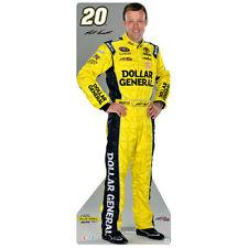 MATT KENSETH #20 NASCAR Auto Racing CARDBOARD CUTOUT Standup Standee Poster F/S