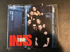 "INXS  ""Time"" Full-artwork eco-pack 1993 US Atlantic promo CD single"